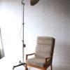 Rare 'Kodasol' Studio Lamp by Kodak France 7