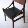 Teak 1960s Danish Teak Chair by Vestervig Eriksen 1