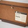 Vintage Toshiba Teak Clock 1