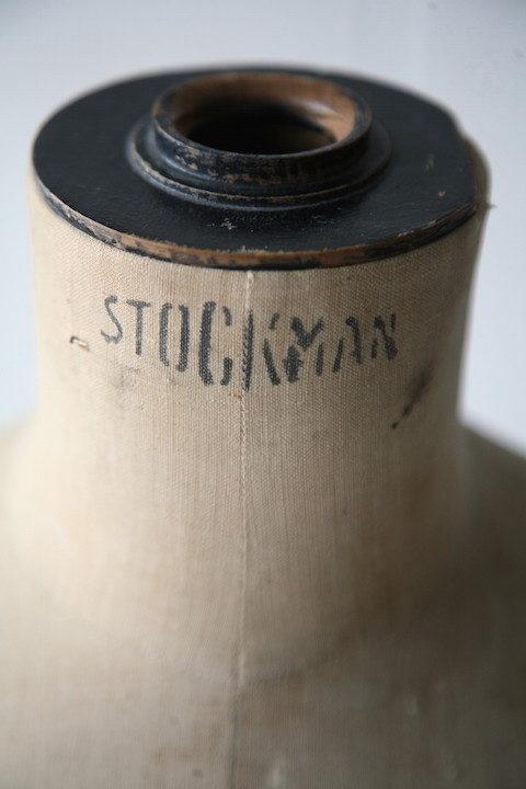 1930s Stockman Mannequin 1