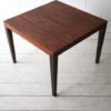 1950s Rosewood Coffee Table Severin Hansen for Haslev 1