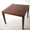1950s Rosewood Coffee Table Severin Hansen for Haslev 2