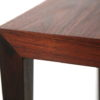 1950s Rosewood Coffee Table Severin Hansen for Haslev 4