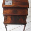 1960s Nest of Danish Rosewood Table 1