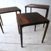 1960s Nest of Danish Rosewood Table 3