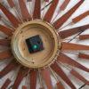 1960s Seth Thomas Sunburst Clock 8