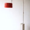 1970s Orange Arco Floor Lamp 3