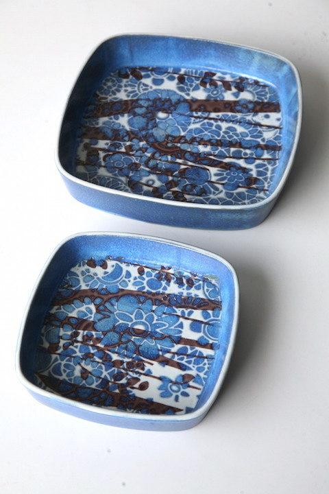 Ceramic Dish by  Johanne Gerber for Royal Copenhagen