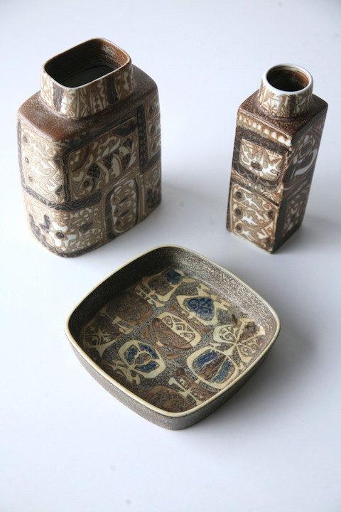 Ceramic Pieces by Nils Thorsson for Royal Copenhagen 5