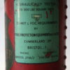 Pair of Vintage Empire Fire Extinguishers 5