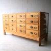 Vintage Haberdashery Cabinet