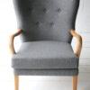 1950s Beech Armchair