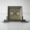 Art Deco Chrome Barometer 3