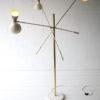 Large 1950s Italian Floor Lamp 1