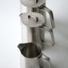 'Oriana' stainless steel Tea Set by Robert Welch for Old Hall 3