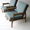 Pair of 1950s Armchairs