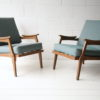 Pair of 1950s Armchairs 2