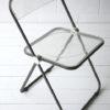 'Plia' Folding Chair by Giancarlo Piretti for Castelli
