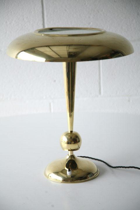 Rare Table Lamp by Oscar Torlasco 3