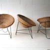 Vintage 1950s Wicker Chairs