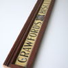 Vintage Crawfords Biscuits Sign