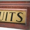 Vintage Crawfords Biscuits Sign 2