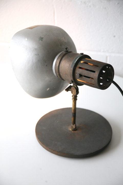 Vintage Gecoray Industrial Desk Lamp 2