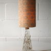 Vintage Glass Table Lamp 1