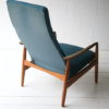 Vintage Reclining Lounge Chair by Alf Svensson 5