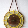 Vintage Wall Clock by UPG Halle