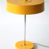 Vintage Yellow 1950s Table Light