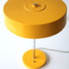 Vintage Yellow 1950s Table Light 3