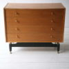 1960s Oak Chest of Drawers by G Plan