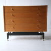 1960s Oak Chest of Drawers by G Plan 4