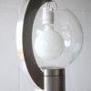 Bespoke Aluminium and Glass Tripod Floor Lamp 1