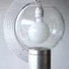 Bespoke Aluminium and Glass Tripod Floor Lamp 5