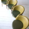 Set of 4 1960s Tub Chairs 1
