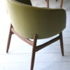 Set of 4 1960s Tub Chairs 2