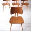Set of 4 Vintage Ercol 401 'Butterfly' Dining Chairs