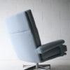 Vintage 1970s Swivel Armchair by Howard Keith 1