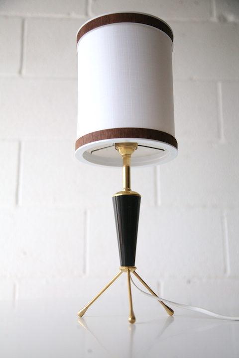 Vintage Tripod Table Lamp 5