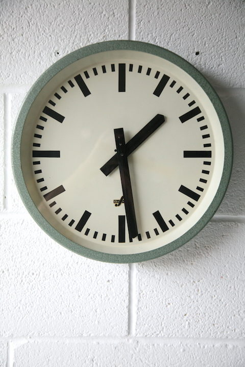 1950s-round-industrial-wall-clock-by-elfema-east-germany