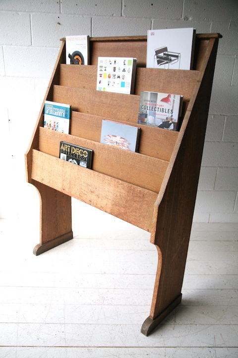 vintage-oak-church-book-stand-2