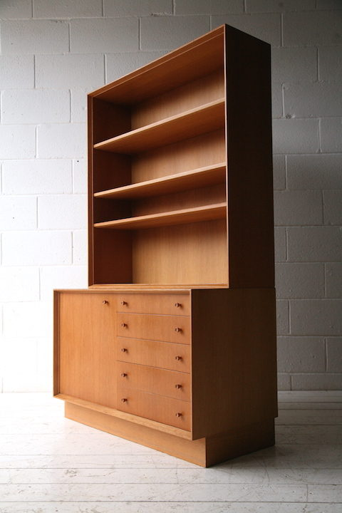 1960s-danish-oak-bookcase-with-drawers-3