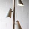 1950s American Triple Floor Lamp 1