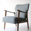 1950s Danish Oak Armchair