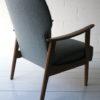 1950s Danish Oak Armchair 4