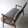 1950s Danish Oak Sofa 10