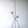 1950s Floor Lamp with Plant Stands 4
