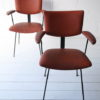 1950s Steel Vinyl Chairs 1